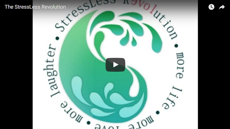 Let's Start a Revolution – A StressLess Revolution