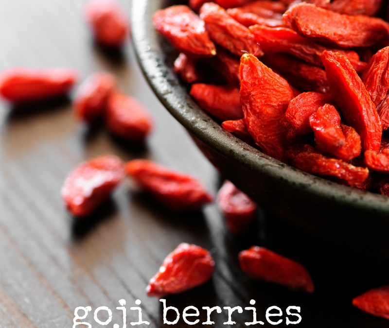 The magic of Goji Berries
