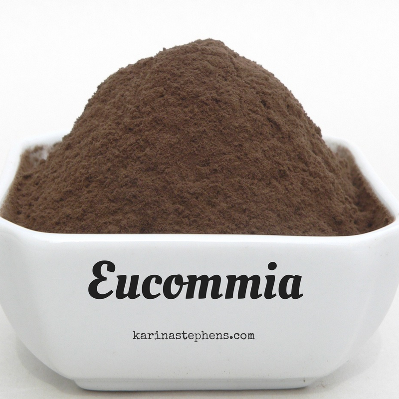 The magical healing tonic herb: Eucommia