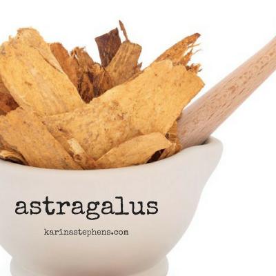 Astragalus, the immunity strengthener