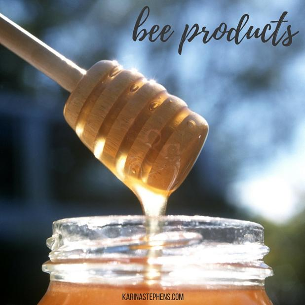 How cool are Bee products