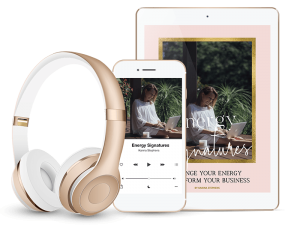 Karina Stephens - Change the Energy Signature of your Business Freebie - eBook and Audio