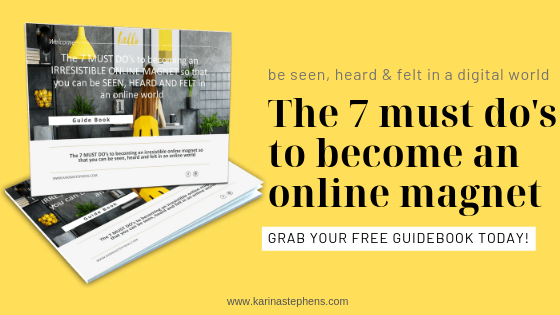 7 must do steps to become an online magnet